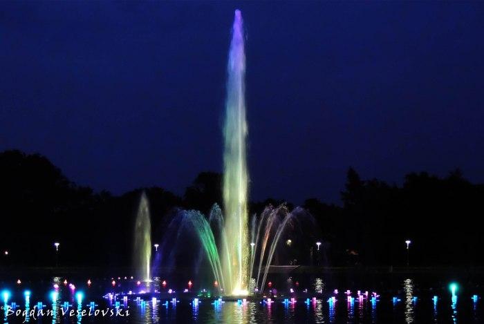 18. Wrocław Multimedia Fountain (Wrocławska Fontanna)