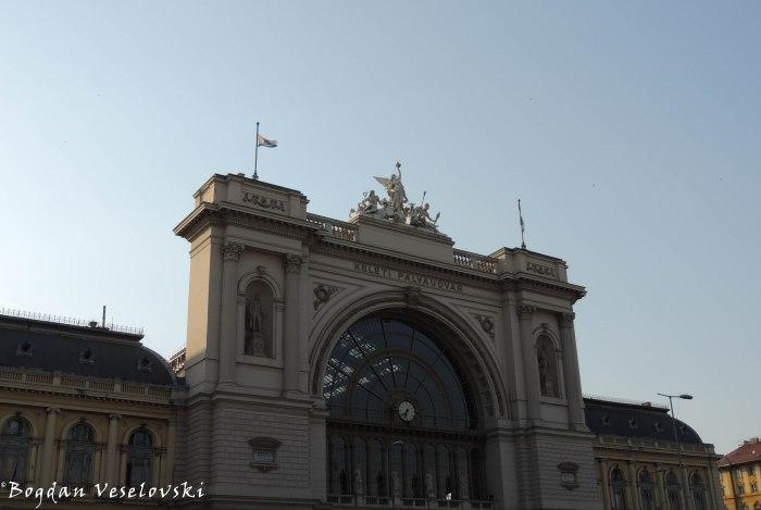 19. Budapest Keleti railway station (Budapest Keleti pályaudvar)