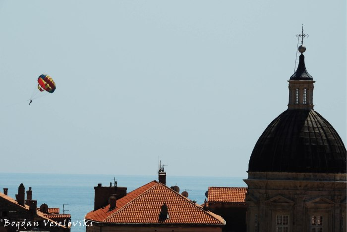 19. Cupola of the Dubrovnik Cathedral