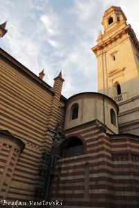 19. Sanmicheli's bell tower (Verona Cathedral)