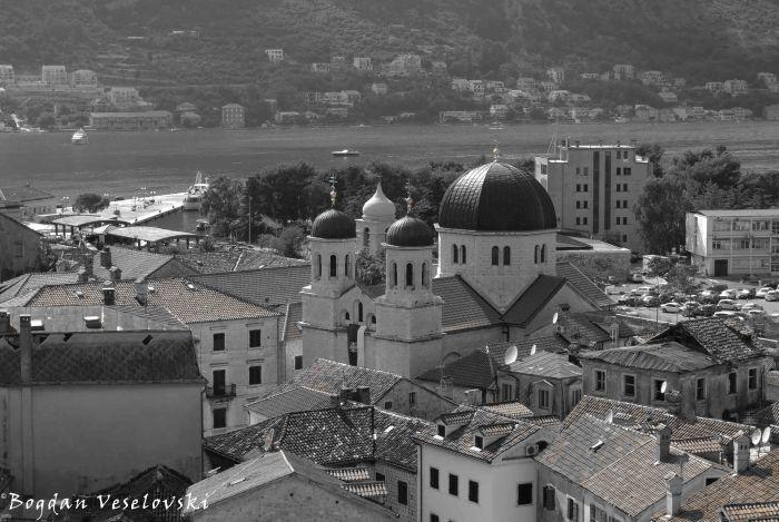 19. Serbian orthodox church of St Nicolas