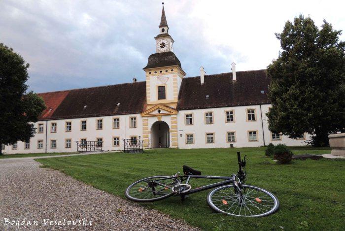 20. Schleissheim Clock Tower, Oberschleißheim