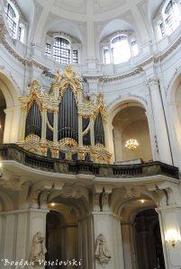 21. Pipe organ - Church of Our Lady (Frauenkirche)