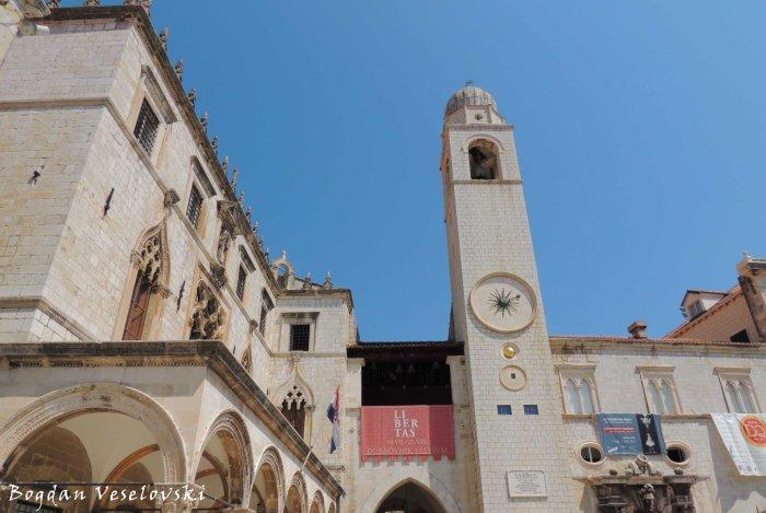 23. Dubrovnik's Clock Tower