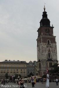 23. Main Square - Town Hall Tower (Rynek Główny - Wieża ratuszowa)