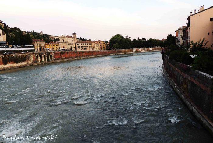 24. Adige river