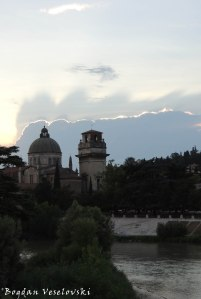 25. Church of San Giorgio in Braida