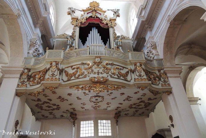 25. Dubrovnik Cathedral - Pipe Organ