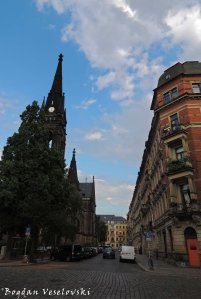 25. Martin Luther Church (Martin-Luther-Kirche)
