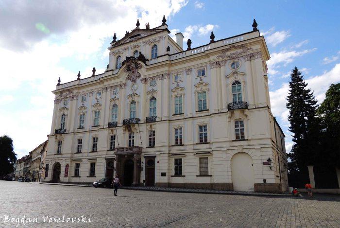 25. National Gallery of Prague - Sternberg Palace (Šternberský Palác)