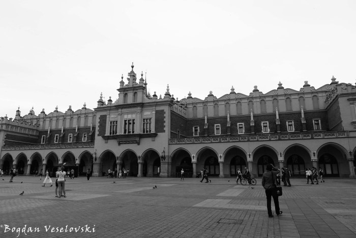 26. Cloth Hall (Sukiennice) - UNESCO