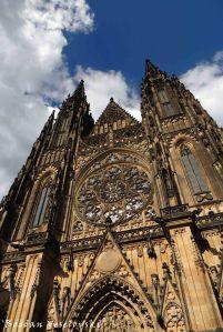 26. Vitus Cathedral (Katedrála svatého Víta)