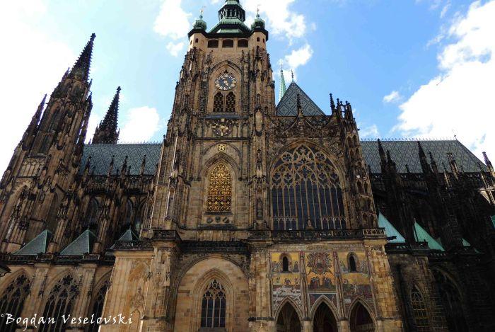 27. St. Vitus Cathedral (Katedrála svatého Víta)
