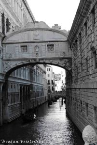 31. Bridge of Sighs (Ponte dei Sospiri)