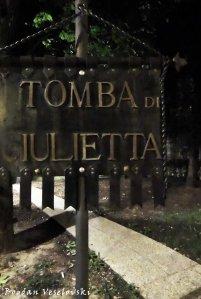 32. Juliet´s tomb (Tomba di Giulietta)