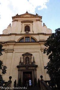 34. Church of Our Lady Victorious (Kostel Panny Marie Vítězné)