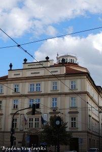 35. Czech Museum of Music (České muzeum hudby)