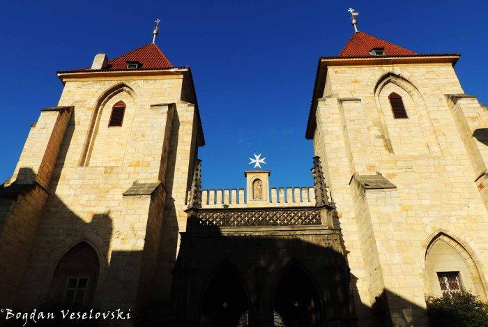 36. Church of Our Lady Below the Chain (Kostel Panny Marie pod řetězem)