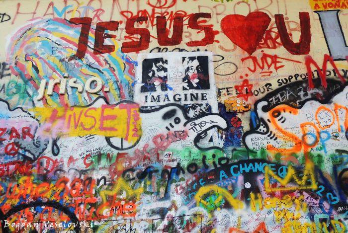 37. Lennon Wall