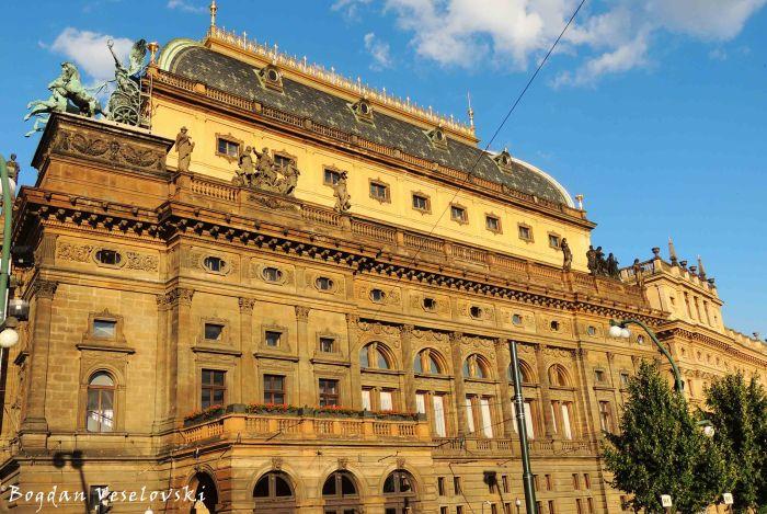 45. National Theatre (Národní divadlo)