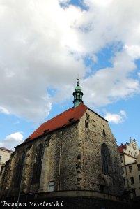 47. St. Wenceslas na Zderaze (Kostel svatého Václava na Zderaze)