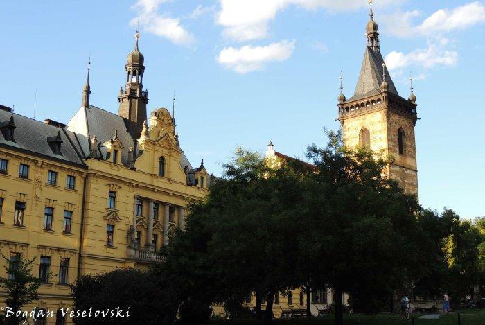 49. Municipal Court & New Town Hall (Městský soud & Novoměstská radnice)