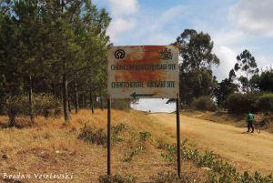 Malawi - Chongoni World Heritage Site - Chentcherere rock art site