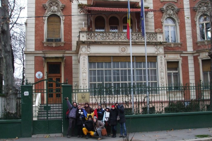 Romanian Embassy in Budapest