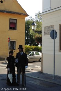 Return to the past in Zagreb