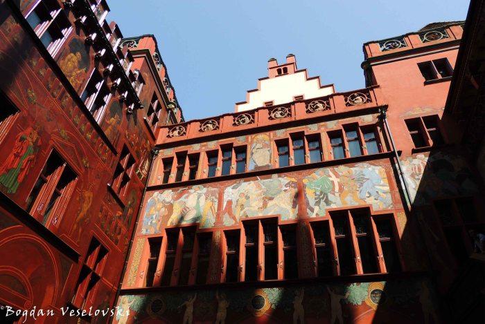 02. Basel Town Hall (Rathaus Basel)