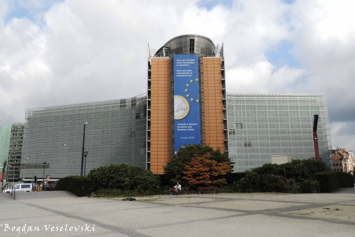 02. Berlaymont building - European Commission