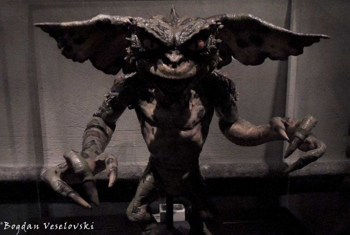 02. Gremlin from the National Museum of Cinema (Museo Nazionale del Cinema)