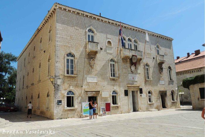 02. Town Hall - Duke's Palace (Gradska vijećnica - Kneževa palača)