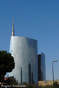 02. Unicredit Tower - the tallest building in Italy