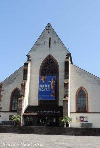03. Barefeet Church - Basel Historical Museum (Barfüsserkirche - Historisches Museum Basel)