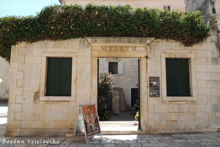 03. Sacred Art Museum. Pinacotheca (Muzej Sakralne Umjetnosti. Pinakoteka)