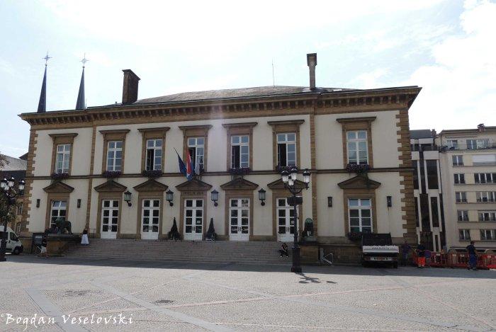 04. Luxembourg City Hall (Hôtel de Ville de Luxembourg)
