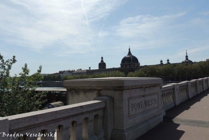 04. Pont Wilson & Hôtel-Dieu de Lyon