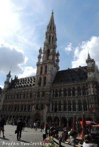 06. Brussels Town Hall (Hôtel de Ville / Stadhuis)