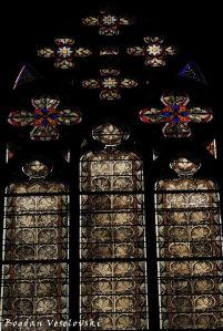 06. Elisabethenkirche - Stained glass