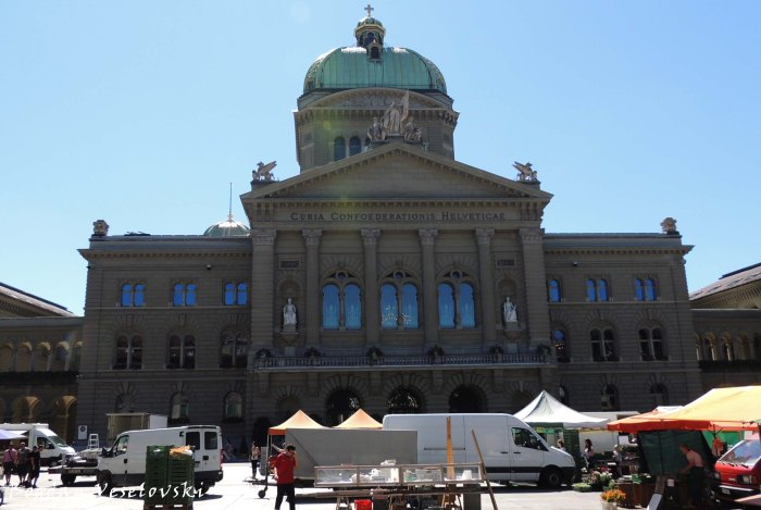 06. Federal Palace of Switzerland - Swiss Parliament Building