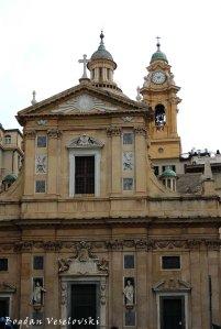07. Chiesa del Gesù e dei Santi Ambrogio e Andrea