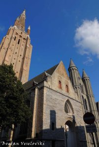07. Church of Our Lady (Onze-Lieve-Vrouwekerk)