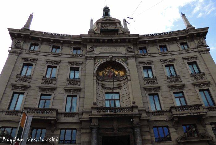 07. Palazzo delle Assicurazioni Generali
