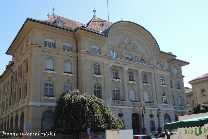07. Swiss National Bank (Schweizerische Nationalbank)