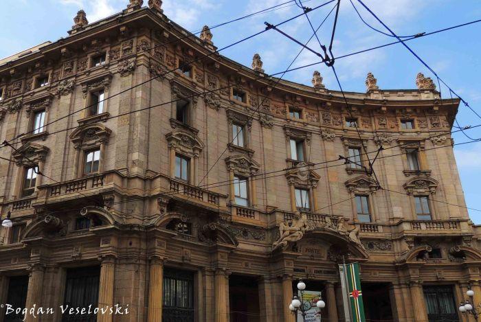 08. Palazzo delle Poste (ex Borsa di Milano)