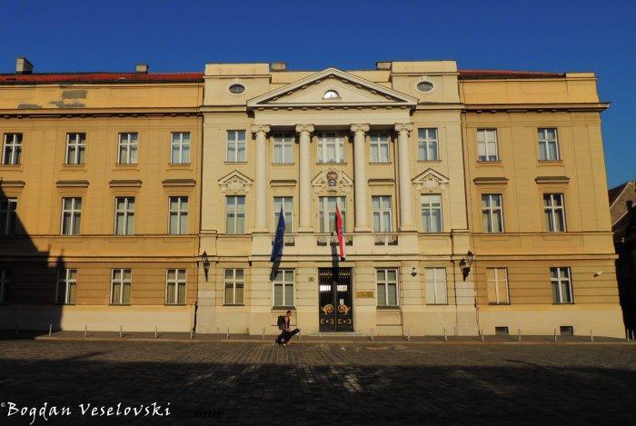 08. Parliament Palace (Saborska palača)