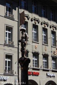08. Schützen Fountain on Marktgasse (Schützenbrunnen an der Marktgasse)