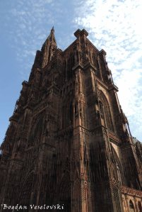 09. Cathedral of Our Lady of Strasbourg (Cathédrale Notre-Dame de Strasbourg)