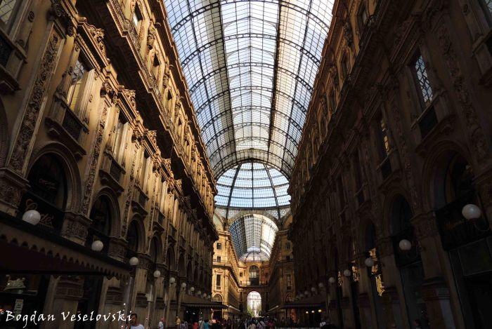 10. Galleria Vittorio Emanuele II